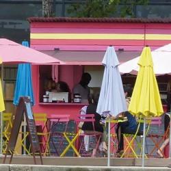 parasol de terrasses