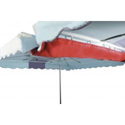 Gouttière de parasol en toile déclinable GOU000 PARASOLS